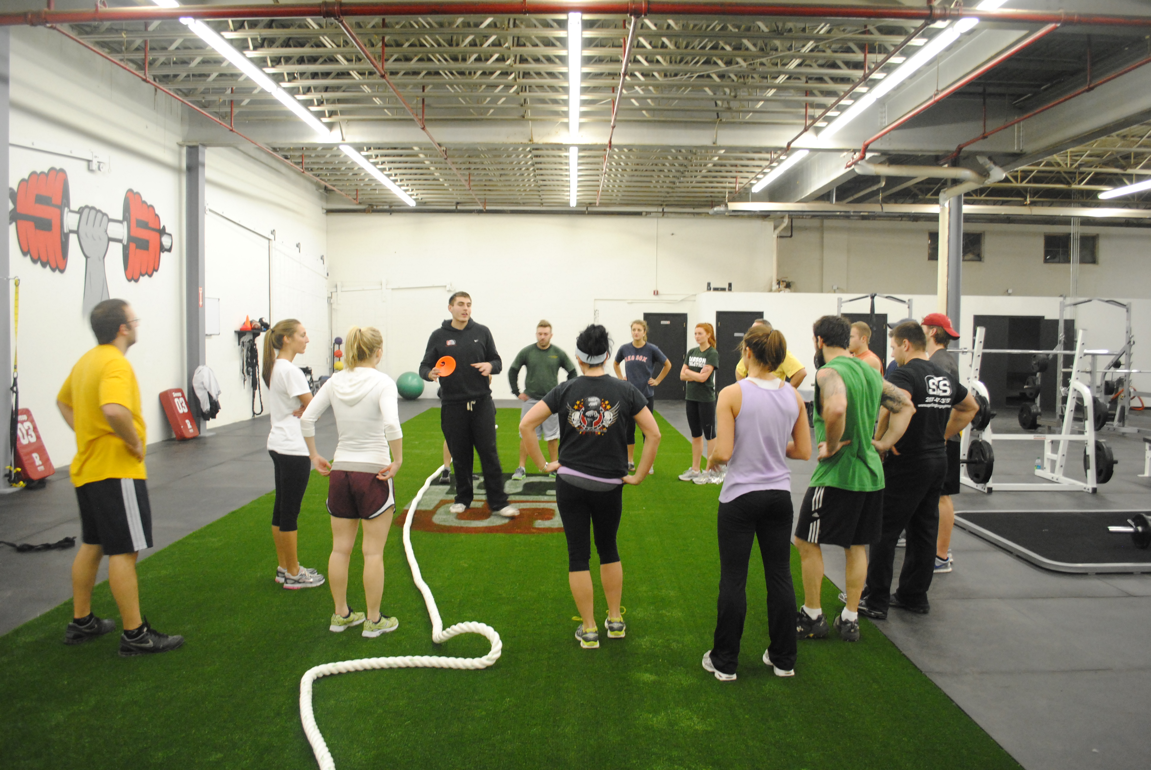 7 Things Every Strength & Conditioning Facility Should Have
